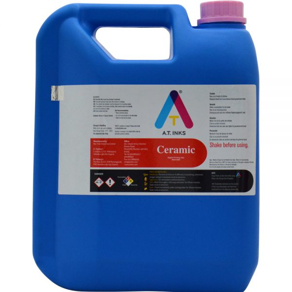 Atinks Ceramic Ink for Sinking or Reactive Ink