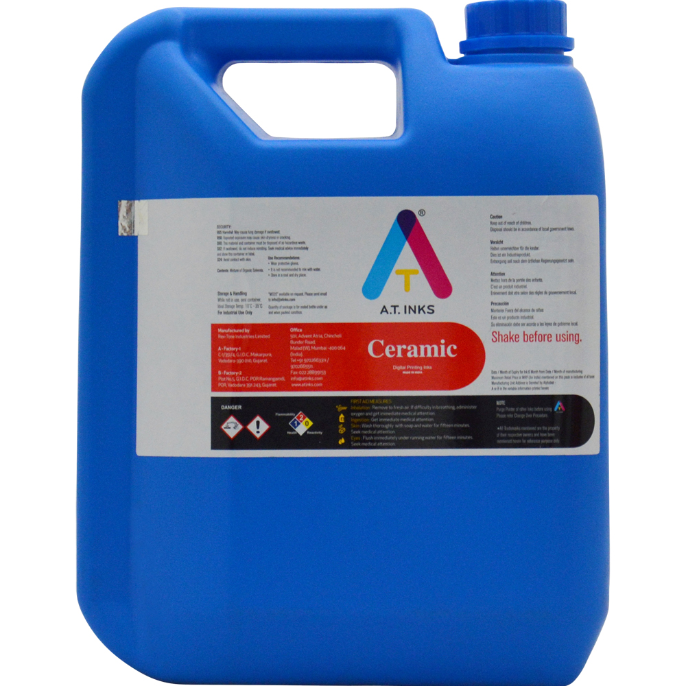 Atinks Ceramic Ink for Wall Tiles